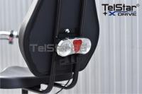 Електрическа триколка с равна платформа и облегалка TS 200.3 48V 500W