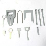 Ключове за демонтиране на радио 10204308