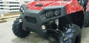 Mini jeep model 170 hp 9.3 with registration and all the extras