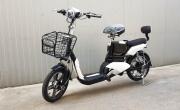 Електрически скутер с двойна седалка PLYD 500W 48V12AH