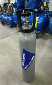 Бутилка за  CO2 6.7L с клапан