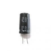 Кондензатор 22мF/450V