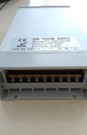 захранване за лед ленти DX FY-400-12 12V/400W