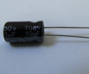 Кондензатор N/P 10M/100V Биполярен