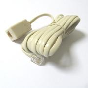 Свързващ кабел за телефон KD38-6P4C 3М