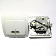 Ключ двоен с индикатор LZT2123
