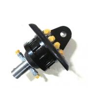 Хидравличен ротатор Swiss Tech R30B за щипка и кран