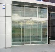 Автоматична система за плъзгаща врата