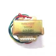 Трансформатор 3-5-8V /500mA