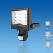 LED Прожектор със сензор за движение  LX-MD9P118