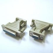 Конектор XYA005 DB9F/DB25F
