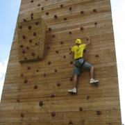 Алпинистка стена