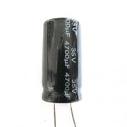 Кондензатор 4700мF/35V