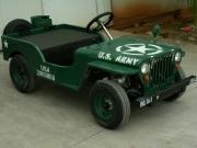 Мини Джип Wrangler 110-150 CC