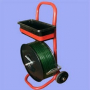 Cart for tape