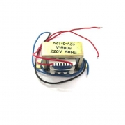 Tрансформатор 12VX2 /500mA