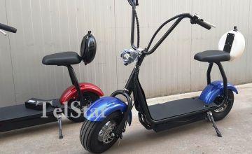 ЕЛЕКТРИЧЕСКИ СКУТЕР City Harley TS-600-1