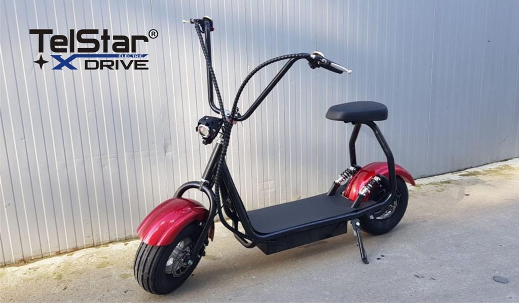 ЕЛЕКТРИЧЕСКИ СКУТЕР City Harley TS 600-1 NEW