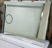Огледало за баня 80X60 със LED и сензор BILD HNT NW24 MIRROR