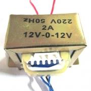 Трансформатор 12VX2 /2A