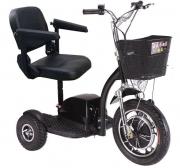 Електрическа триколка 200.1 LUX с луксозна седалка 500W 48V Нов модел