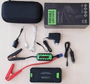 POWER BANK CAR JUMP STARTER – БУСТЕР СТАРТЕР ЗА АВТОМОБИЛ 20 000mAh