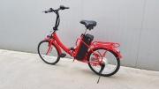 Сгъваем електрически скутер- велосипед  250W