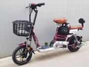 Електрически скутер TBSLD 500W 48V/12AH  с двойна седалка