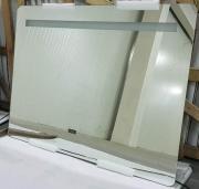 Огледало за баня 80X60 с нагревател, LED подсветка и сензор BILD HNT NW49 MIRROR