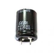 Кондензатор 150мF/400V ELITE