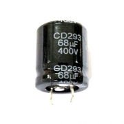 Кондензатор 68мF/400V