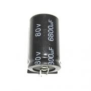 Кондензатор 6800мF/80V