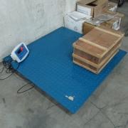 Платформен кантар до 3 тона