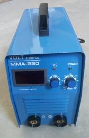 инверторен IGBT електрожен MMA-220A-20 VOLT ELECTRIC