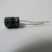 Кондензатор N/P 33M/50V Биполярен