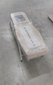 Масажно легло TS-76 с турмалинова плоча