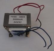 Трансформатор 24VX2 /5A