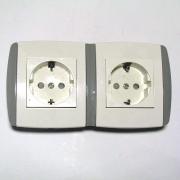 Двоен контакт TL0527