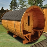 Thumb Barrel Sauna