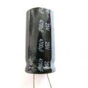 Кондензатор 4700мF/25V