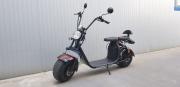 Електрически скутер 2019 Big City Harley 4+ CERT 1500W 60V 20 AH с документи за регистрация