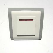 Единичен  ключ с индикатор TL0706